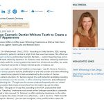 teeth whitening in san diego,encinitas dentist,zoom whitening,professional take home teeth whitening
